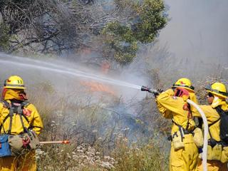 Officials urge change to federal fire funding