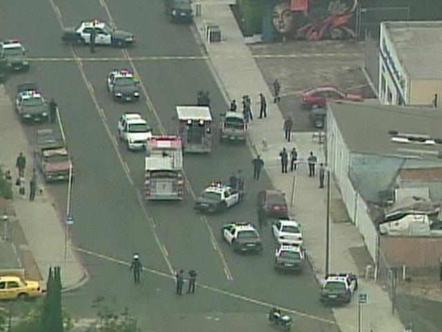 Man Fatally Shot Near Barrio Logan Business 10news Com