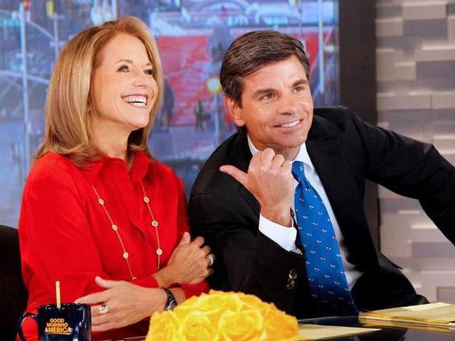 Good Morning America Guest Host Today : Katie couric guest hosts good morning america news