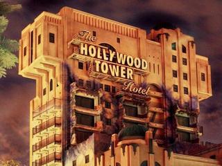 Twilight Zone Terror Tower at Disneyland to go