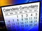 Calendario Comunitario San Diego