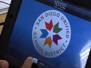 San Diego Unified School District iPad