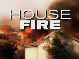 Blaze destroys injured Marine veteran's home