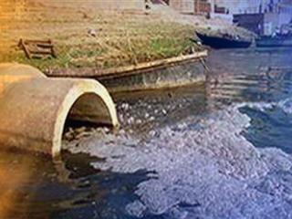 Sewage spill closes Campland Beach