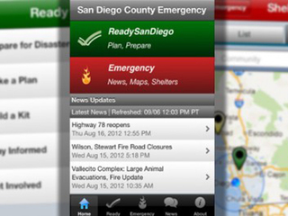 El Niño: Stay Informed with SD Emergency App