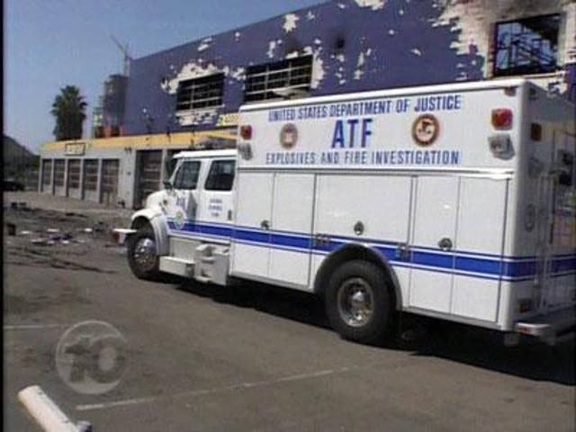 Atf Brought In To Assist In Tire Fire Investigation