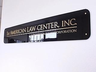 1st American Law Center