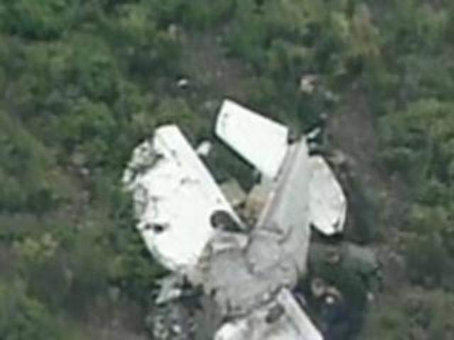 Otay Mountain Otay Mountain Plane Crash 6
