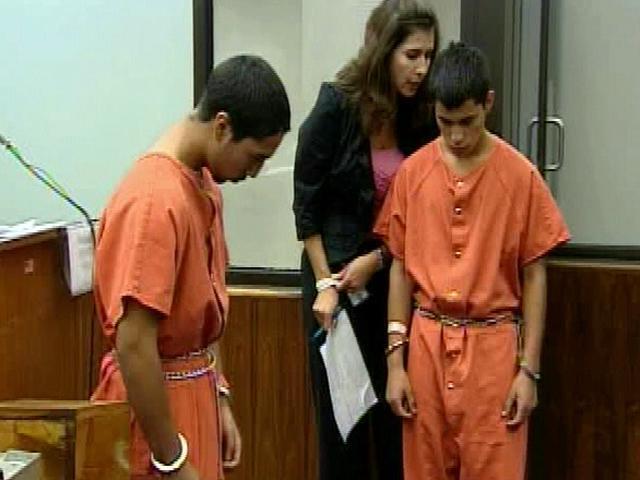 For life teen court teen