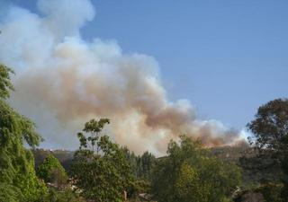 Fall could bring dangerous wildfire conditions
