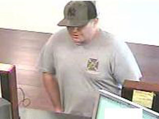 Chubby Man Sought In Carlsbad Bank Robbery 10news Com