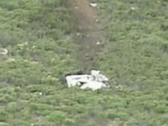 Otay Mountain Otay Mountain Plane Crash