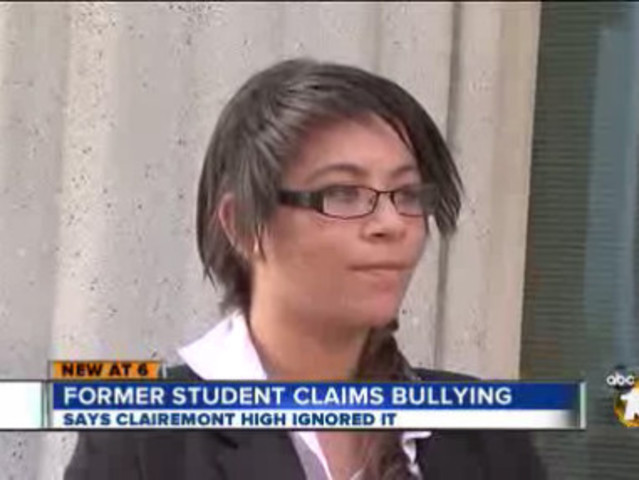 Former Student Sues Clairemont High School Officials Over