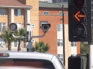 red light camera san diego