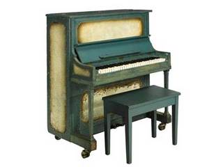Casablanca piano auction