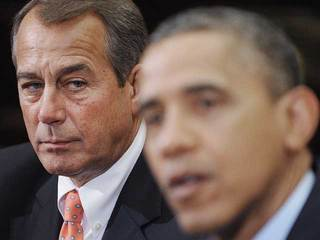 Boehner and Obama file