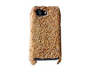Edible iPhone cover