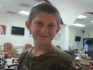 Missing boy Andrew Hodges