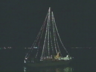 Boat, Parade of Lights