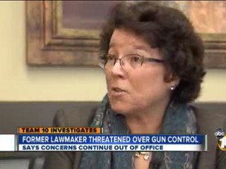 Former lawmaker Lori Saldana warns of gun control legislation consequences