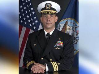Navy Cmdr. Job W. Price