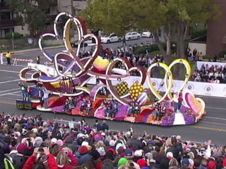 Rose Parade float honors organ donors: Fallen SDPD Officer Jeremy Henwood <b>...</b>