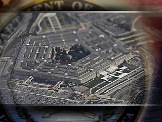 Pentagon graphic