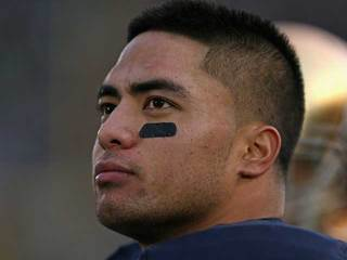 ND player Manti Te'o