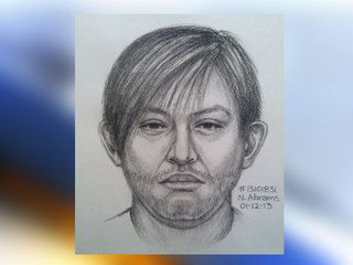 Vista kidnap attempt sketch Jan. 23, 2013
