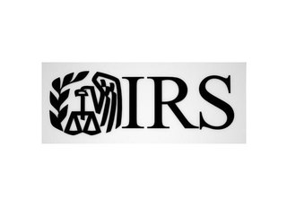 IRS logo gray