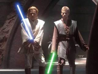 Star Wars Episode II Attack of the Clones film still