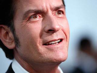 Actor Charlie Sheen file