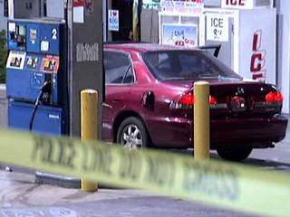 Lincoln Park gas station attack