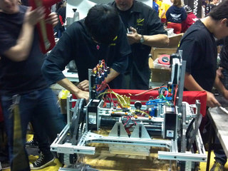 San Diego robotic competition March 7, 2013
