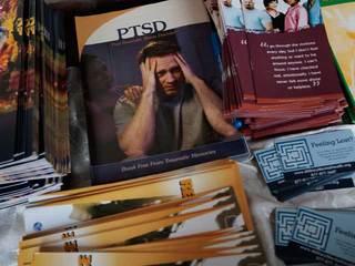 PTSD: Veterans cope in different ways