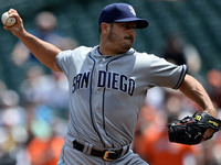 Padres beat Orioles, sweep 2-game series