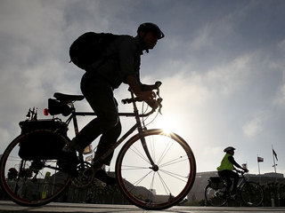Today is Bike to Work Day in San Diego