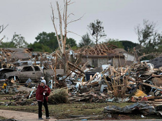 Okla. residents return to homes