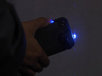 Turn your smartphone into a stun gun