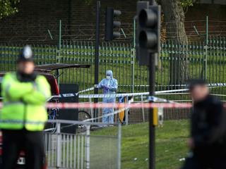 London attack may be terror-related