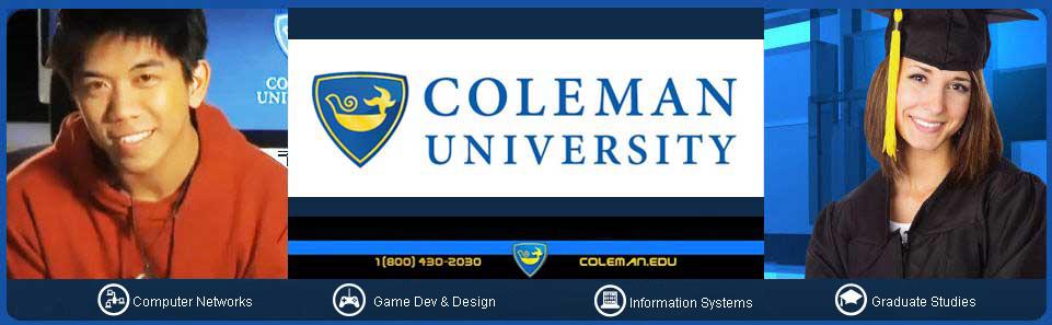 Coleman University Education Marketplace
