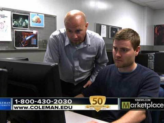 Instructors at Coleman University