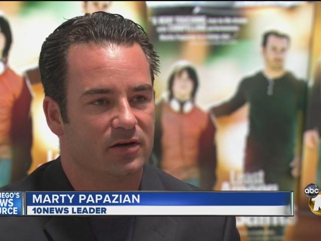 10News Leadership Award Winner Marty Papazian