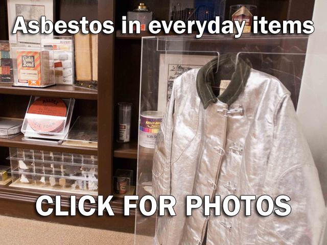 Asbestos in everyday life