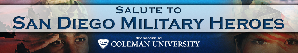 Coleman University Salute To Military Heroes