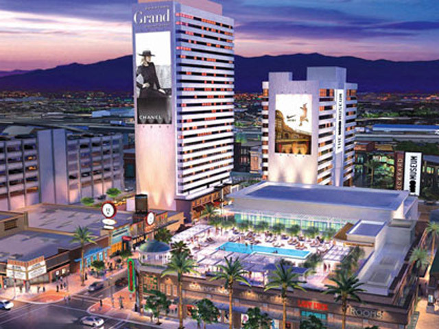 The Downtown Grand Hotel Casino Is The Hotel Of The Week Van