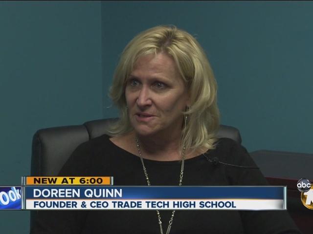 10News Leadership Award, Jan. 2014: Doreen Quinn