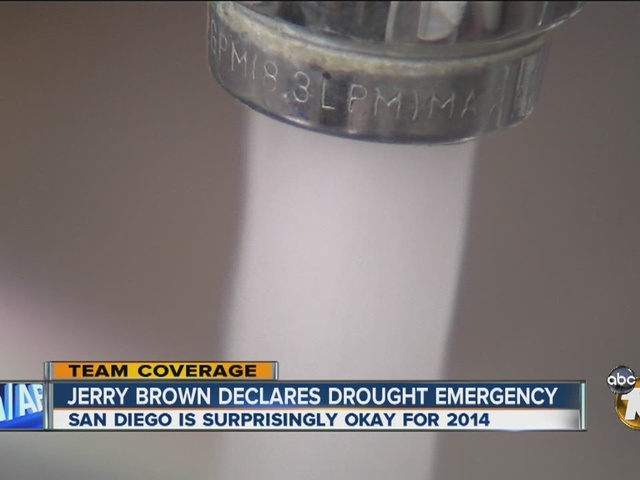 Third year of drought prompts emergency declaration