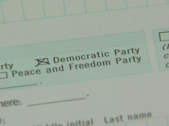 Local couple upset after receiving pre-marked voter registration card from Covered California