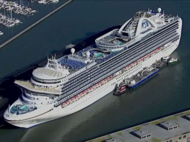 ANOTHER cruise ship full of sick passengers is headed to SD! WATCH